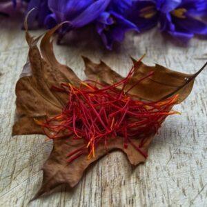 خواص زعفران برای پوست