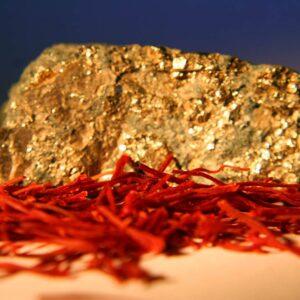 درآمد کاشت زعفران