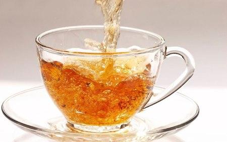 چای زعفران برای یبوست