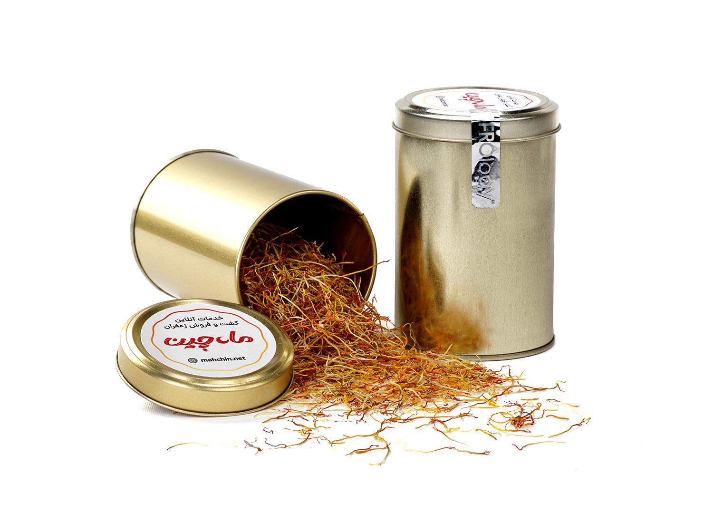 ریشه زعفران 5 مثقالی