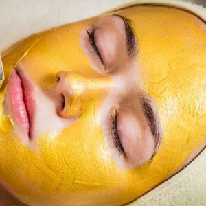ماسک زعفران