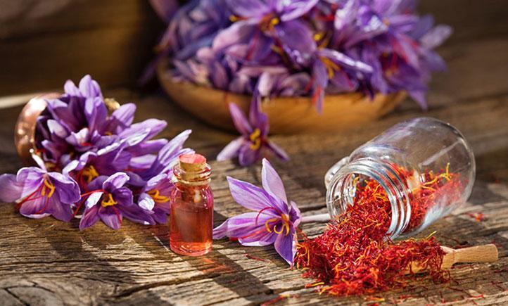 طبع زعفران سرد است یا گرم؟